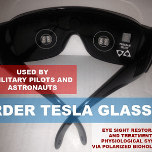 Tesla Glasses Basic